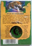 18 Monster Blood II Hologram necklace back
