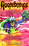 23 (25 US) Attack of Mutant UK cover