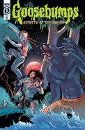 Secrets of the Swamp 1 RI Cover