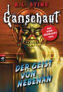 The Ghost Next Door - German Cover