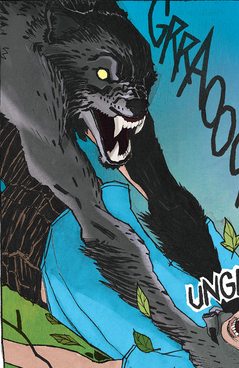 Comic (werewolf)