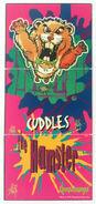 Cuddles Kelloggs sticker
