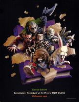 Goosebumps - HorrorLand at Disney Promo