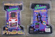 Goosebumps Shakin Pinball MGA-997 handheld game in pkg f+b