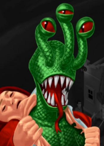 Game (alien)