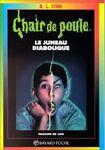 I Am Your Evil Twin - French Cover - Le Jumeau Diabolique (Ver 1)