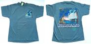 16 Day at Horrorland shirt front and back