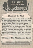 GYG 07 Under Magicians Spell bookad from OS44 1996
