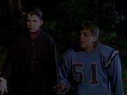 Football Player & Vampire Boy - Haunted Mask II (TV Episode)