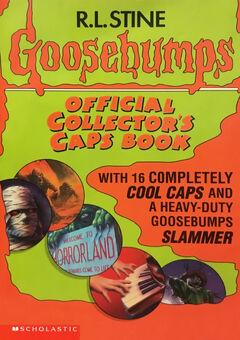 Goosebumps Official Collector's Caps Book.JPG