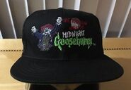 GOOSEBUMPS-The-Scarecrow-Walks-At-Midnight-Vintage-1995