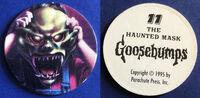 11 Haunted Mask 1995 Pog Cap f+b