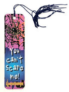 You Cant Scare Me Antioch tasseled bookmark