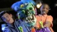 Monster Head Maker, Dread Head and Brain Bites Commercial