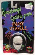 Prince Khor-Ru mummy Spooky Speakerz pkg front