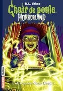 Chair de Poule Horrorland 10 L'Effroyable Mme Destin (Version 2)