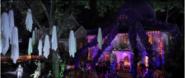 Mr. Chu's Halloween-Decorated House