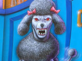 Fifi the Vampire Poodle