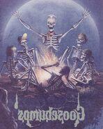 Goosebumps 33 Decal of Doom Iron-on
