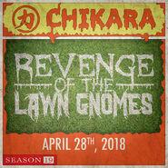 Chikara Lawn Gnomes