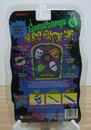 Haunted Headstone Game Tiger in pkg back