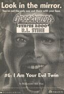 S2000 06 I Am Your Evil Twin bookad from s2000 05 1998