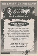 Book and Cap Pack More & More Tales bookad from GYG 16