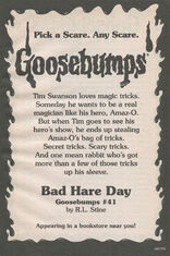 OS 41 Bad Hare Day bookad from OS40