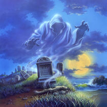 Ghost Beach - artwork