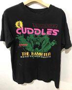 Cuddles Turn Up Scare black T-shirt TC