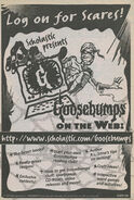 Goosebumps on the web 1997 from GYG 24 1stpr