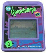 16 Horrorland Goosebumps Cartridge for MGA Handheld LCD game