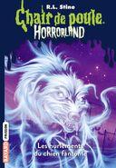 Chair de Poule Horrorland 13 Les Hurlements du Chien Fantôme (Version 2)