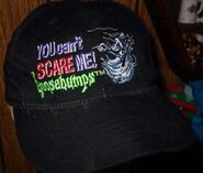 You Cant Scare Me baseball cap hat Annco