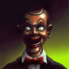 Night of the Living Dummy - artwork
