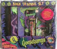 Back to Ghoul Set w 5 Pencil Pack