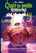 Chair de Poule Horrorland 14 Les Hamsters Diaboliques (Version 2)