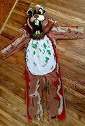 Cuddles-costume