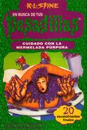 Beware of the Purple Peanut Butter - Spanish Cover - Cuidado con la mermelada púrpura