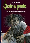 Chair de Poule 57 Le Manoir de la Terreur (Version 4)
