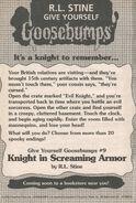 GYG 09 Knight Screaming Armor bookad from GYG 8