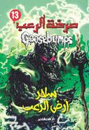 HL 17 Wizard of Ooze Arabic cover