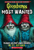 Goosebumps Most Wanted