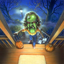 The Haunted Mask II - artwork