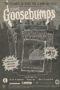 Ultimate Goosebumps Videos VHS TV show bookad from s2000 11