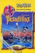 More & More Tales to Give You Goosebumps - Spanish Cover - Historias de Pesadillas 5
