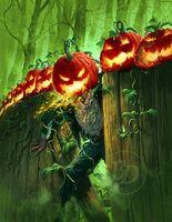 Attack of the Jack-O'-Lanterns (Classic Goosebumps) - artwork