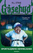 The Horror at Camp Jellyjam - Danish Cover - Sportslejrens hemmelighed