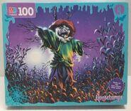 20 Scarecrow Walks Midnight 100 piece puzzle