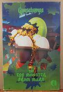 42 Egg Monster from Mars Poster